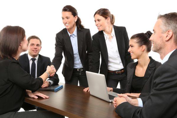 szkolenie spotkania biznesowe